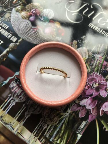 Mini boble ring